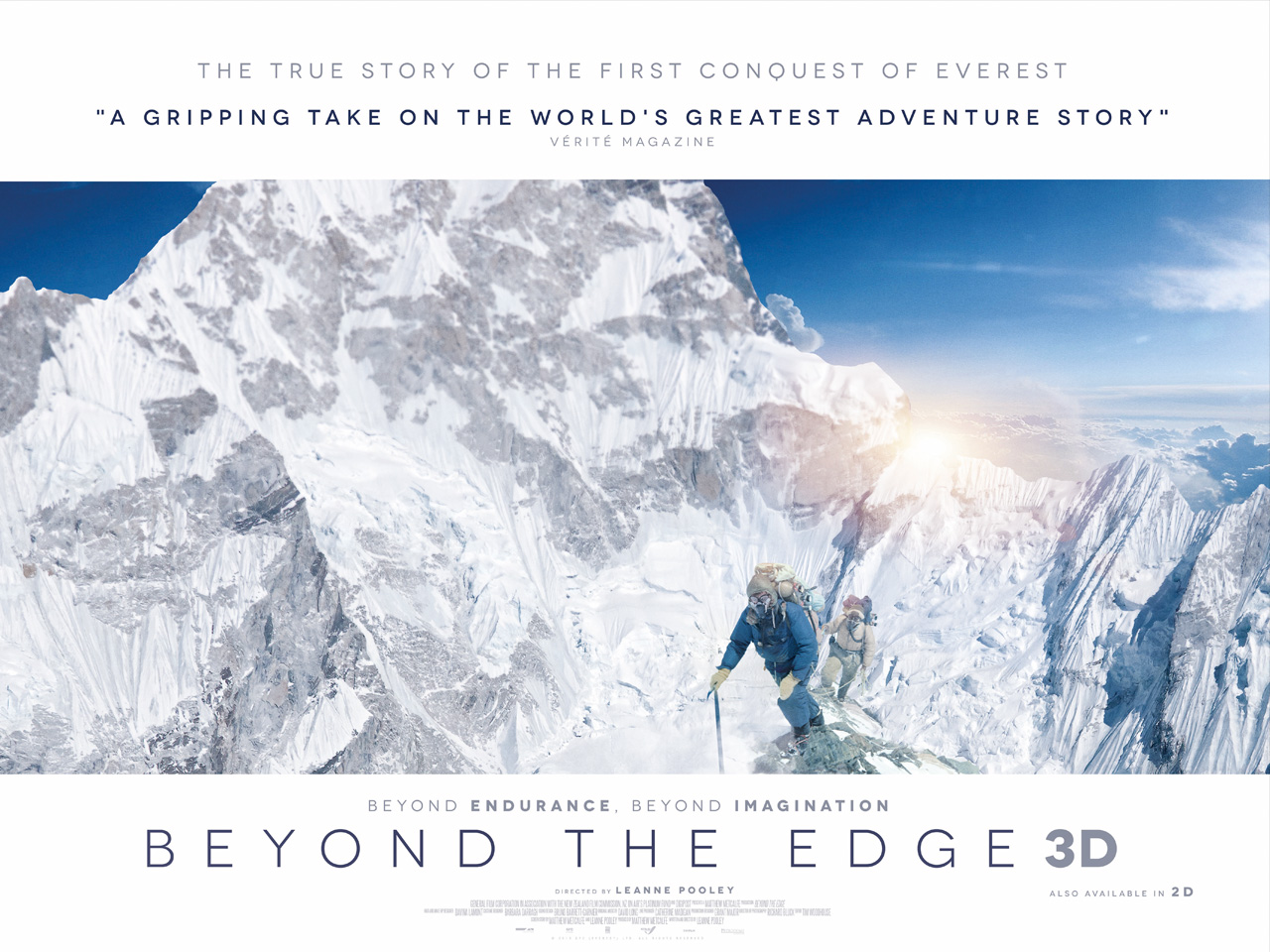 Beyond The Edge 2